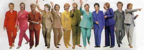 Why Are We Still Talking About Hillary Clinton's Pantsuits?