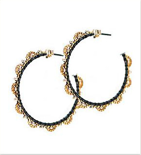 blackgoldhoopearrings3