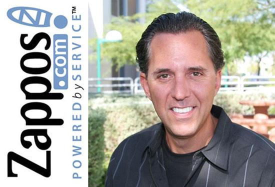 Fred Mossler, Zappos.com Inc., Executive