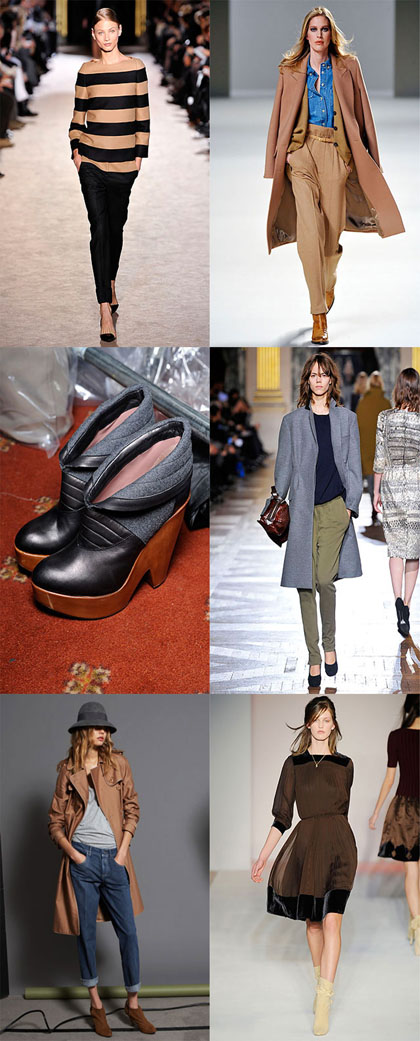 Cool Combinations: The Transitional Wardrobe – Fall 2010 Edition