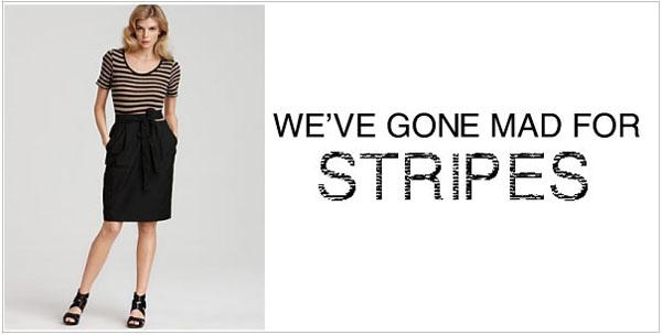 Add Stripes To Your Wardrobe