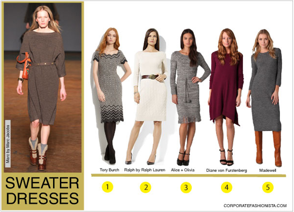 Attire For Professional Women | How To Find A Flattering Sweater ...