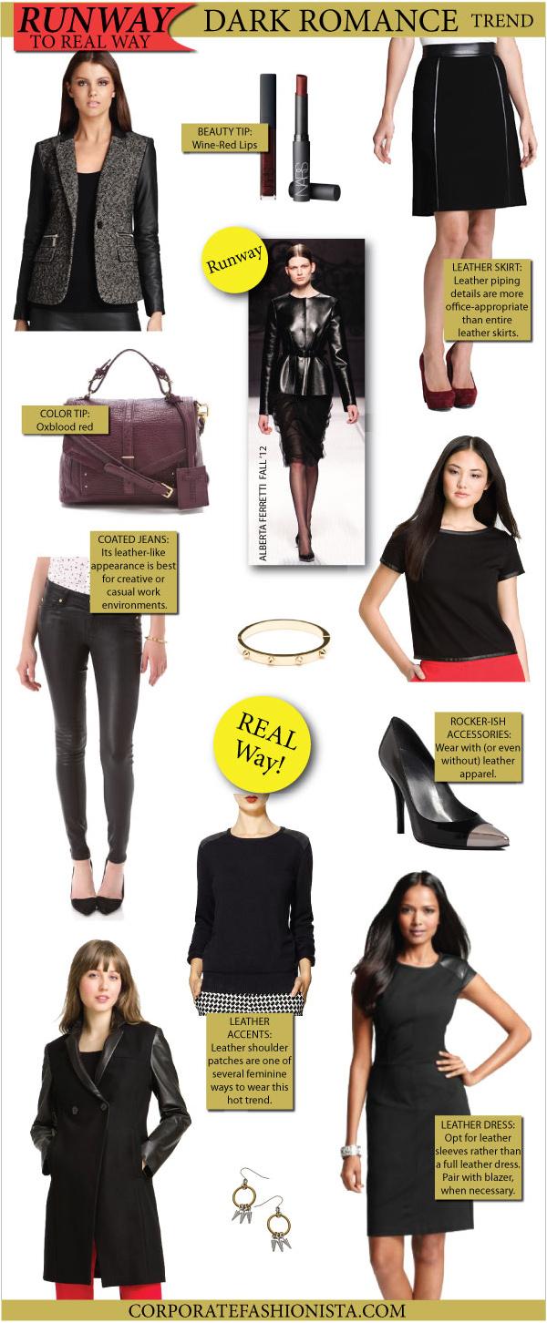 Would you wear... Head-to-toe oxblood?