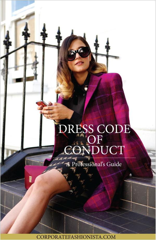 How To Decode Your Office Dress Code | CorporateFashionista.com