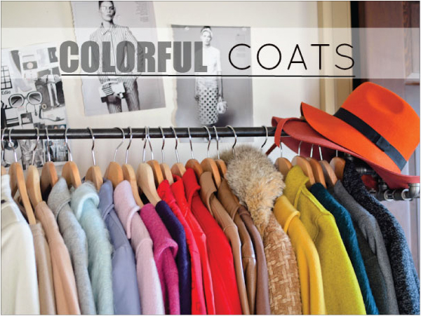 Career Guide: Master Your Best Colors - Coats | CorporateFashionista.com