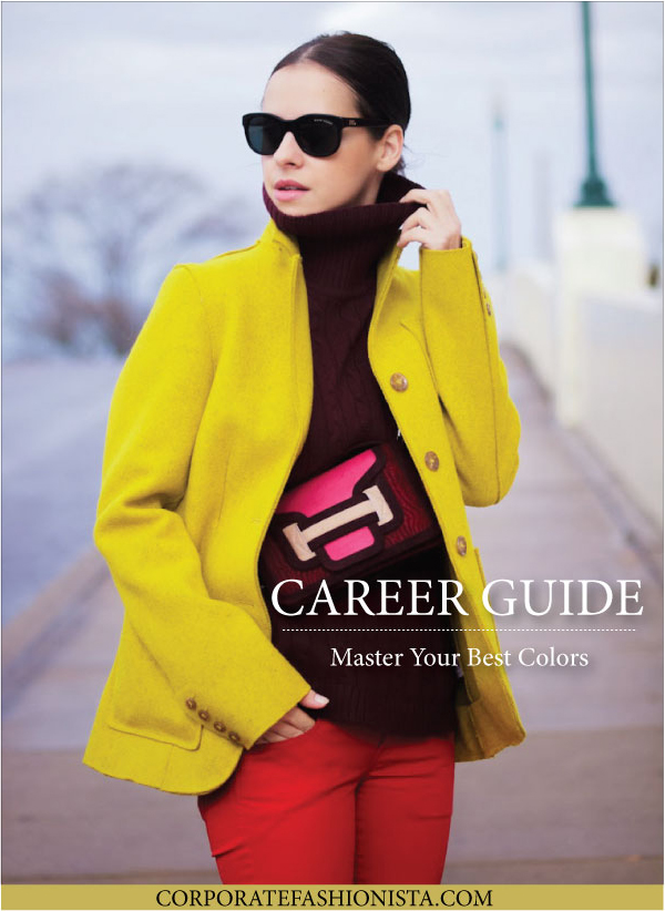 Career Guide: Master Your Best Colors | CorporateFashionista.com