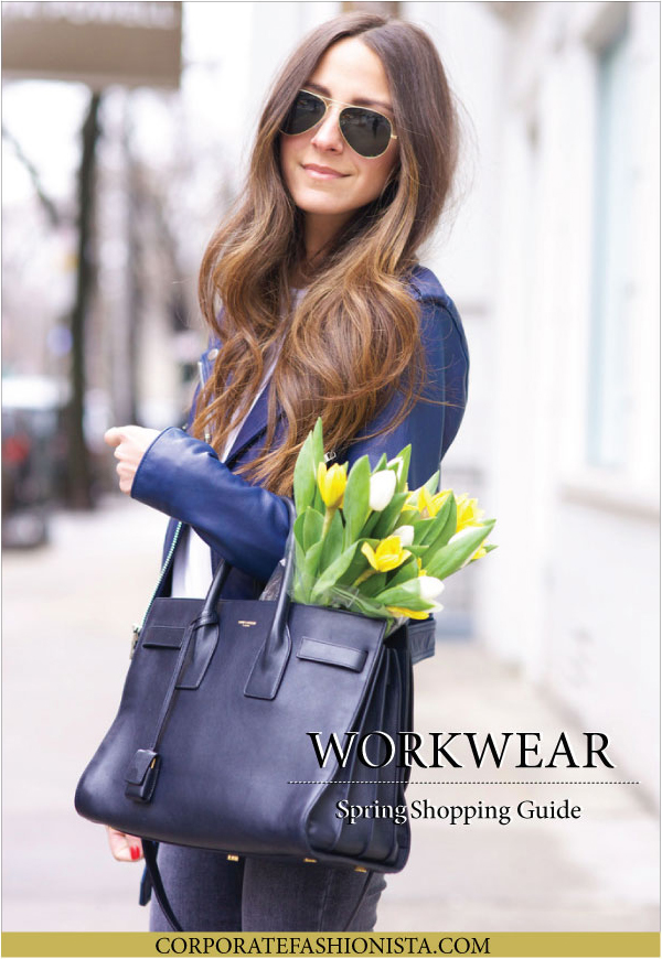 50+ Ways To Rev Up Your Work Wardrobe For Spring | CorporateFashionista.com