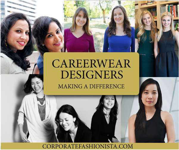 5 Must-See Careerwear Designers | CorporateFashionista.com