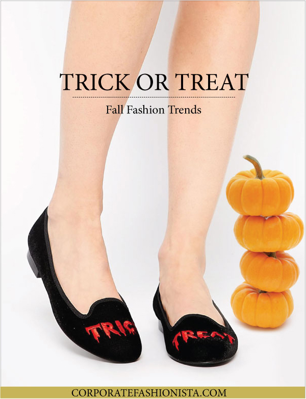 How To Turn Tricky Fall Fashion Trends Into Office-Friendly Treats | CorporateFashionista.com